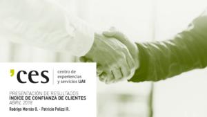 Informe Índice Confianza Clientes 2018